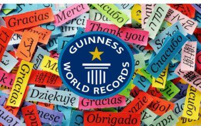 """Guinness-buch der """"Sprach-rekorde"""""""