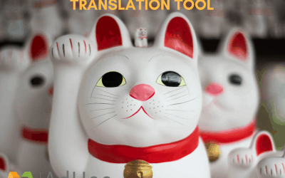 What is a CAT tool (translation tool)? And why is it a good idea to use it for your translations?