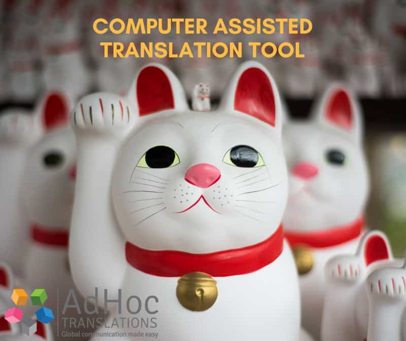 Hvad er et CAT-tool (oversættelsesværktøj)? Og hvorfor er det en god idé at bruge det til dine oversættelser?