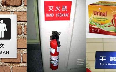 Undgå at dine marketing slogans går tabt i oversættelsen