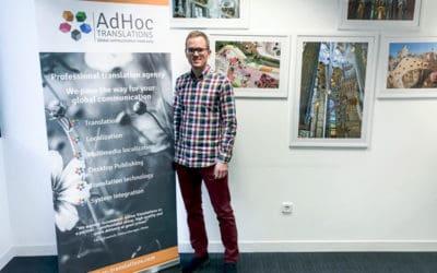 AdHoc Translations åbner nyt kontor i Barcelona