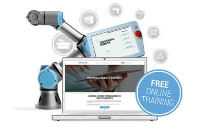 Universal Robots Academy – Translation of e-learning